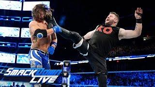 AJ Styles vs. Kevin Owens: SmackDown LIVE, Dec. 26, 2017