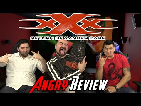 Xxx Mp4 XXx Xander Cage Angry Movie Review 3gp Sex