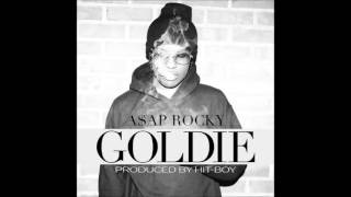 A$AP Rocky Goldie (CLEAN) in G Major