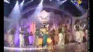 Richa Big FM Ugadi Music Awards.flv
