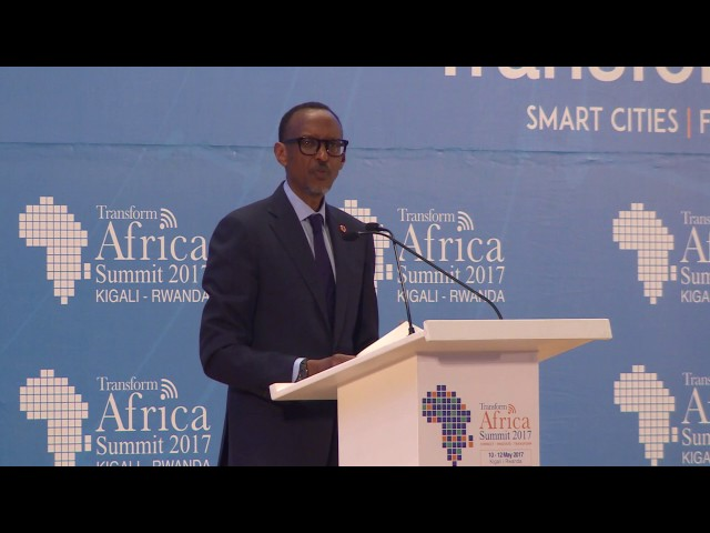 Rwanda- Sommet sur la transformation digitale de l'Afrique