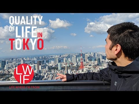 Japanese Quality of Life My Family s Experience in Tokyo