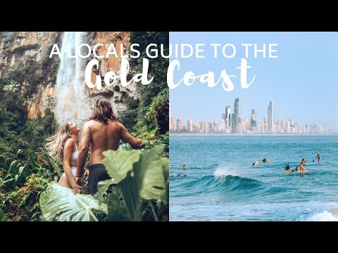 OUR LOCAL GUIDE TO THE GOLD COAST Travel Vlog