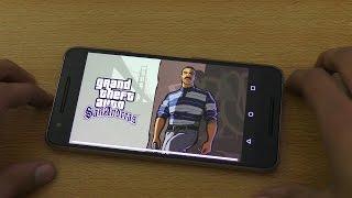 Nexus 6P GTA San Andreas Gaming Review (4K)