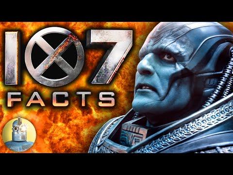 107 X Men Apocalypse Facts YOU Should Know Cinematica