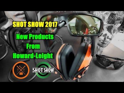Shot Shot 2017! New Impact Sport Bolt, From Howard Leight!
