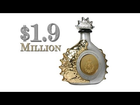 The Most Expensive Liquors In the