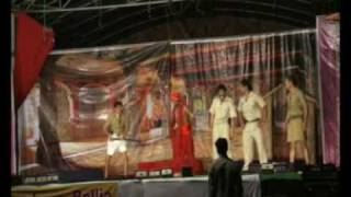 Sainya Bhaye Kotwal.5,Stage Play at Open Ground.(Bhojpuri)