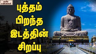 Let's Go Where The Buddha Got Blessed || BodhGaya || Unknown Facts Tamil