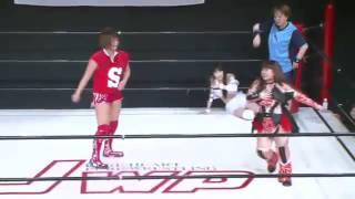 Rabbit Miyu&MIZUKI vs Sareee&Meiko Tanaka