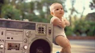 Babys dancing   رقص أطفال روعـــــة