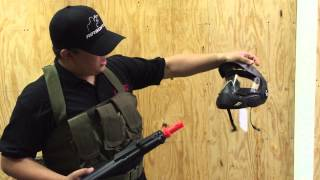Airsoft GI Uncut - The Ultimate Soy Based Rebel Loadout For Under $200 W/ Tofu At GI Tactical Texas