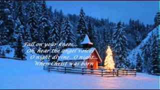 NAT KING COLE - O HOLY NIGHT