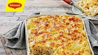 MAGGI Recipes: Creamy Chicken Pasta
