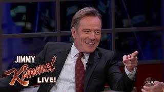Bryan Cranston on Broadway Show