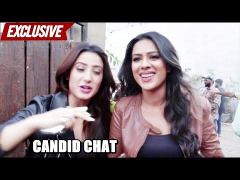Xxx Mp4 Exclusive Short Chit Chat With Nia Sharma Amp Alisha Panwar Ishq Mein Marjawan 3gp Sex