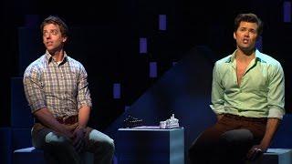 Show Clips: FALSETTOS starring Christian Borle, Andrew Rannells and Stephanie J. Block