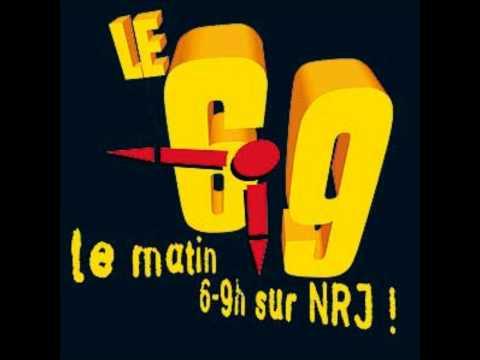 NRJ - Le Televengeur (Generique DK)