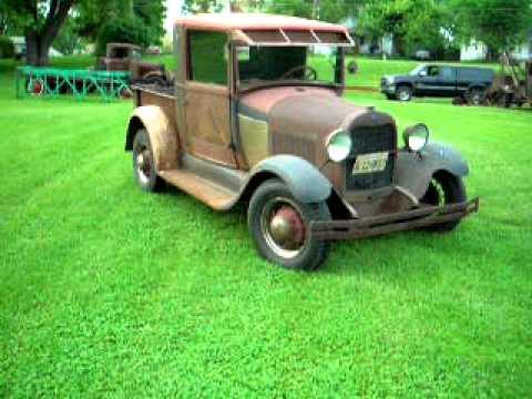 1929 Model A Pickup Update