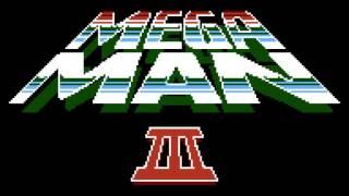 Stage Select - Mega Man 3