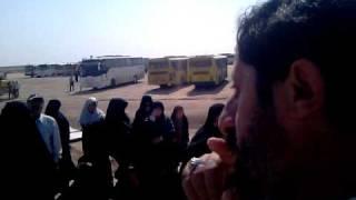 منطقه عملیاتی طلائیه - توضیحات شاهد عینی - 1