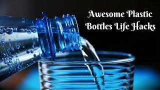 5 Simple Life Hacks   Awesome Plastic Bottles Life Hacks