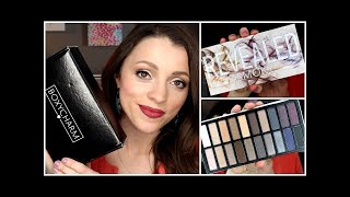 Makeup Collection - Boxycharm Unboxing | $40 PALETTE INSIDE?!?