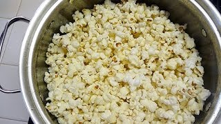 The Best Way To Butter Your Homemade Popcorn