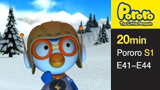 [Pororo S1] Season 1 Full Episodes E41-E44 (11/13)