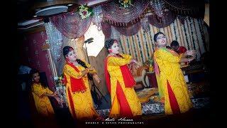 Himel Holud Dance magic mamoni & LOcal Bus Mashup