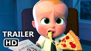 THE BOSS BABY Official Movie Clip Trailer (2017) Animation Movie HD