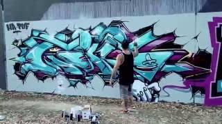 EWOK & MR. WANY –AUSTRALIA