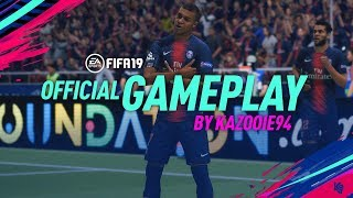 FIFA 19 Gameplay | PSG vs Juventus w/ New Skill Moves