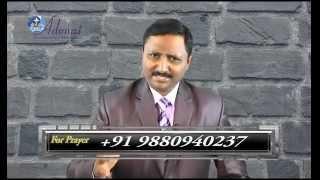 Pastor. Santosh Prabhu - Jesus can turn Curses into Blessing - English & Kannada