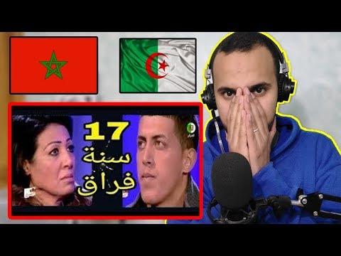 Xxx Mp4 شاب جزائري يلتقي بأمه المغربية بعد 17 سنة من الفراق فيديو ؤثر 3gp Sex