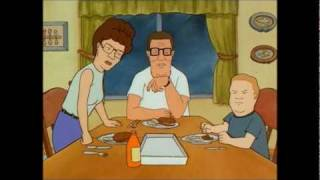 King of The Hill - smoking episode clips
