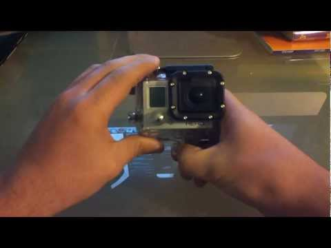 TEST GOPRO HERO 3 WHITE EDITION