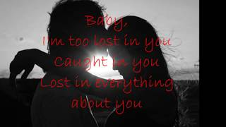 Sugababes - Too lost in You (lyrics)