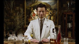 The Fresh Rootbeer Bourbon Cocktail | The Greatest Japanese Bartender
