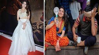 Sara Ali Khan Shares Candid BTS Photos Of Kedarnath Film | Kedarnath Movie Special Video 2018