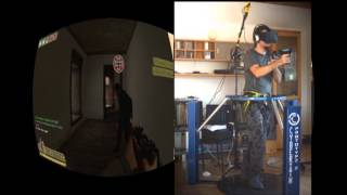 Cyberith - Virtualizer - Omnidirectional Treadmill - The Future Of Gaming