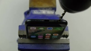 iPhone 7 owners duped into drilling holes in phone