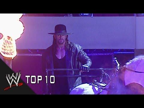 Undertaker Returns WWE Top 10
