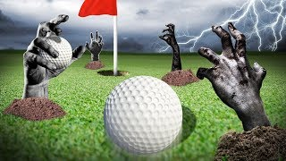 GOLF WITH ZOMBIES AND FRIENDS! (Golf It)