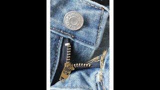 Repair broken zipper slide (Quick Fix 2018 DIY)