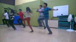 LLS Dance School - Jingunamani - Practise
