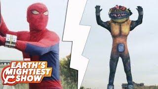 The amazing 1970s kaiju of Toei Spider-Man   Earth