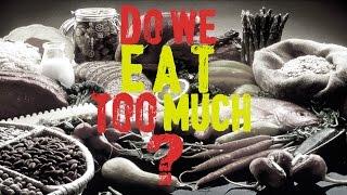 Do We Eat Too Much?   Hamza Yusuf