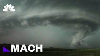 El Niño Is Back, But Is It To Blame For Severe Weather? | Mach | NBC News