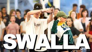 SWALLA - Jason Derulo ft Nicki Minaj Dance | Choreography Sabrina Lonis | LAX STUDIO